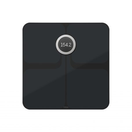 Product render of Aria 2 black from the front.